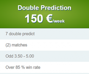 Daily Double Fixed Predictions